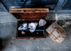 Bauli dell'opera Madama Butterfly che sranno messi in vendita