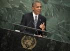 Il presidente degli Stati Uniti Barack Obama all'Assemblea dell'Onu