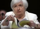 La Fed ha lasciato i tassi invariati.