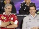 Se perfino il boss Mercedes incoraggia la Ferrari