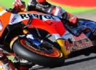 Marquez e Lorenzo in prima fila, Valentino Rossi indietro