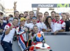 Gresini torna in pole position grazie a Sam Lowes