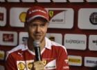 Vettel di nuovo sulla pista della prima vittoria in Ferrari