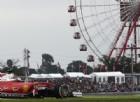 Riecco la Ferrari: «Ora sì che la macchina funziona»