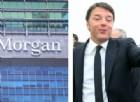 Jp Morgan e l'amico Renzi: storia di come vogliono cambiarci la Costituzione (e il sistema bancario)