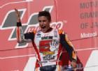 «Marquez può diventare uno dei più grandi». Lo dice anche Valentino Rossi
