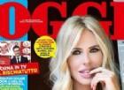 La copertina di �OGGI� con Ilari Blasy