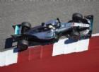 La riscossa di Hamilton inizia dalla pole. Ferrari distantissime