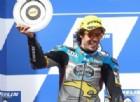 Franco Morbidelli sfiora la sua prima vittoria in Moto2