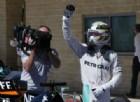 Hamilton batte Rosberg e riapre il Mondiale. Ferrari fuori dal podio