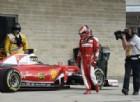 Ferrari sempre più imbarazzante: ai box di Austin una scena da Paperissima