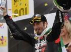 Max Biaggi rilancia la sfida a Valentino Rossi. Rubandogli l'idea...