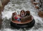 Il Thunder River Rapids al parco Dreamworld