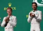 Nico Rosberg al primo match point. Ma Lewis Hamilton non molla