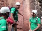 Missione «Pangaea», Parmitano & Co. a lezione di geologia per andare su Marte