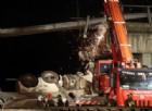 Crollo cavalcavia, è polemica tra la provincia di Lecco e l'ANAS