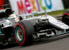 Lewis Hamilton batte ancora Nico Rosberg, Sebastian Vettel sul podio