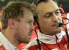Sebastian Vettel la fa franca: graziato per il suo «vaffa...»