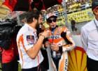 Marc Marquez, giù il cappello per Valentino Rossi: «Il più duro da battere»