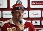 Kimi Raikkonen torna dove fu campione con la Ferrari