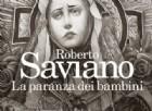 La copertina di La paranza dei bambini, il nuovo libro di Saviano