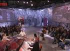 Lo scontro fra la leader di Fratelli d'Italia, Giorgia Meloni e la coppia Rula Jebreal- Alan Friedman, tutti ospiti di Piazza Pulita su La7 condotto da Corrado Formigli