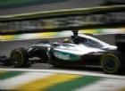 Lewis Hamilton e Nico Rosberg vicinissimi, le Ferrari distantissime