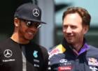 La Red Bull propone il biscotto a Hamilton: «Aiutiamoci a battere Rosberg»
