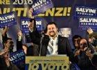 Salvini: «Al voto subito, non inciucio con nessuno»
