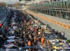 Valentino Rossi sfida Cairoli e i big delle quattro ruote al Rally di Monza