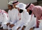 Alcuni detenuti nelle prigioni-resort saudite.