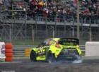 Anche il secondo giorno del Rally di Monza è di Valentino Rossi