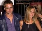 Brad Pitt e Jennifer Aniston ai bei tempi