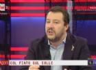 Il segretario della Lega Nord, Matteo Salvini, ospite di Agorà su Rai3 ha parlato di euro come esperimento fallito