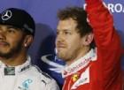 Per ora Sebastian Vettel resta alla Ferrari, ma... «nel 2018 sogna la Mercedes»