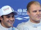 Williams accetta: «Lasciamo Bottas alla Mercedes se torna a correre Massa»