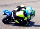 Il baby pilota italiano con il casco di Valentino Rossi... ma a scuola da Jorge Lorenzo