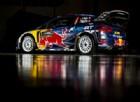 La nuova Ford Fiesta Wrc del campione del mondo Sebastien Ogier