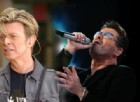 David Bowie e George Michael