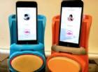 Kissenger, il device per i baci a distanza