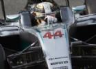 Sotto alla carrozzeria del muso, la Mercedes nascondeva un sistema irregolare