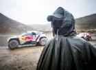 La pioggia tormenta la Dakar