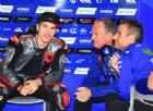 Romano Fenati, l'ex pilota di Valentino Rossi tifa per il suo compagno Maverick Vinales
