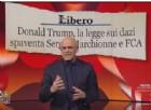Crozza ironizza sul futuro incerto di FCA in Messico dopo l'elezione di Trump a presidente degli USA