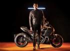 La nuova Ducati Diavel Diesel