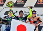 Jorge Lorenzo, Marc Marquez e Valentino Rossi: finalmente i rapporti migliorano