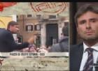Alessandro Di Battista è intervenuto da Giovanni Floris a Di Martedì su La7 senza chiedere il permesso ai responsabili della comunicazione del Movimento 5 stelle