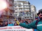 Proteste in Grecia.