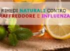 RImedi naturali per influenza e mal di gola