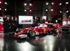 È nata la Ferrari 2017: per la prima volta montata e accesa la nuova vettura